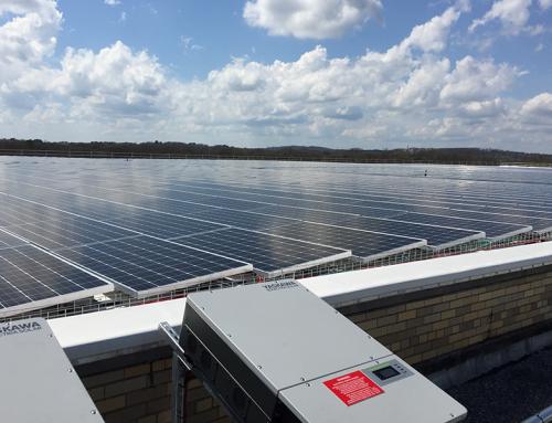 Osgood Solar: Powering North Andover Town Facilities